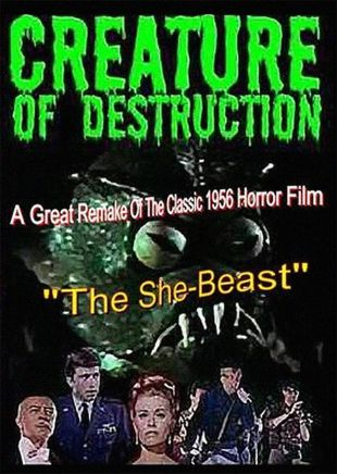 Creature of Destruction