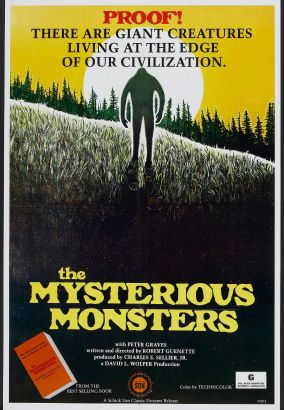 Bigfoot: The Mysterious Monster