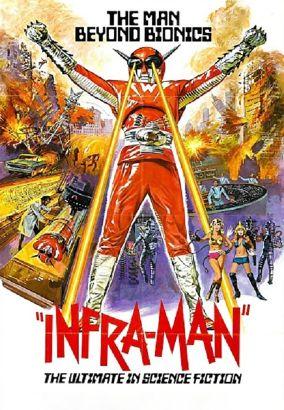 The Super Inframan