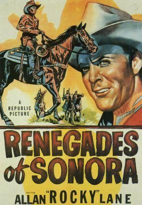 Renegades of Sonora