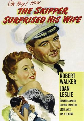 The Skipper Surprised His Wife