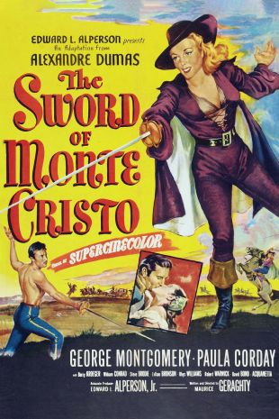 The Sword of Monte Cristo