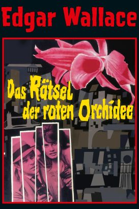 Das Raetsel der roten Orchidee