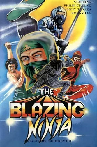Blazing Ninja