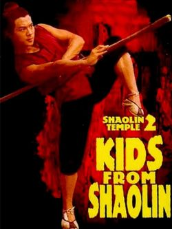 Kids From Shaolin