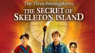 Three Investigators and the Secret of Skeleton Island