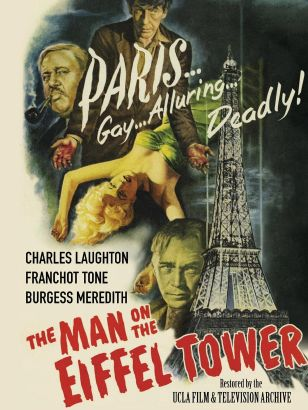 The Man on the Eiffel Tower