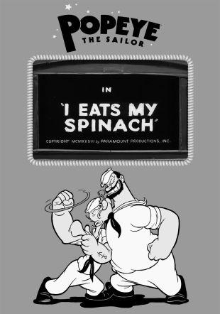 I Eats My Spinach