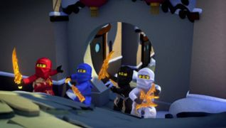 LEGO Ninjago: Masters of Spinjitzu: Rise of the Snakes