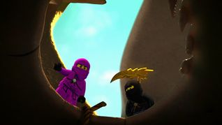 LEGO Ninjago: Masters of Spinjitzu: Can of Worms