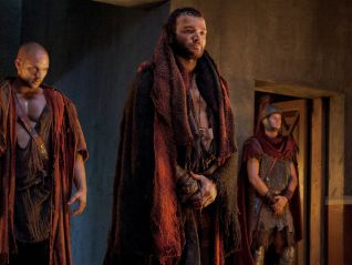 Spartacus: Vengeance: A Place in This World