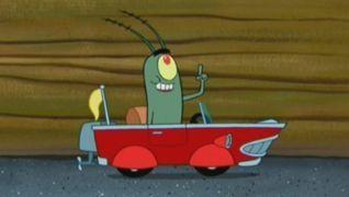 SpongeBob SquarePants: Eek! An Urchin