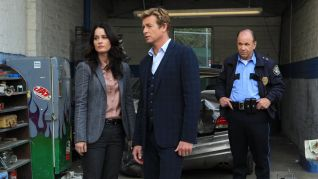 The Mentalist: Red, White and Blue