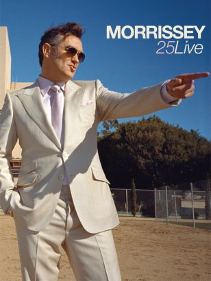 Morrissey: 25 - Live