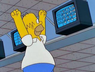 The Simpsons: Hello Gutter, Hello Fadder