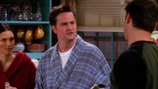 Friends: The One Where Chandler Can't Cry