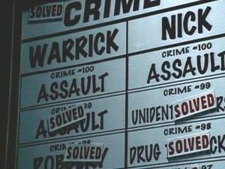CSI: Crime Scene Investigation: Pilot