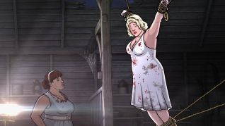 Archer: Edie's Wedding