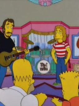 The Simpsons : A Tale of Two Springfields