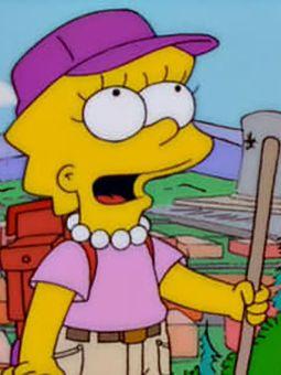 The Simpsons : Lisa the Tree Hugger