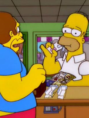 The Simpsons: Homer vs. Dignity