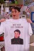 Friends: The One with the Worst Best Man Ever