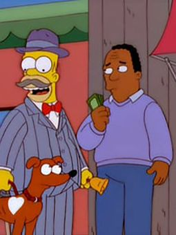 The Simpsons : The Great Money Caper