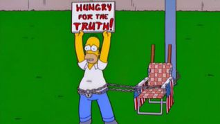 The Simpsons: Hungry Hungry Homer