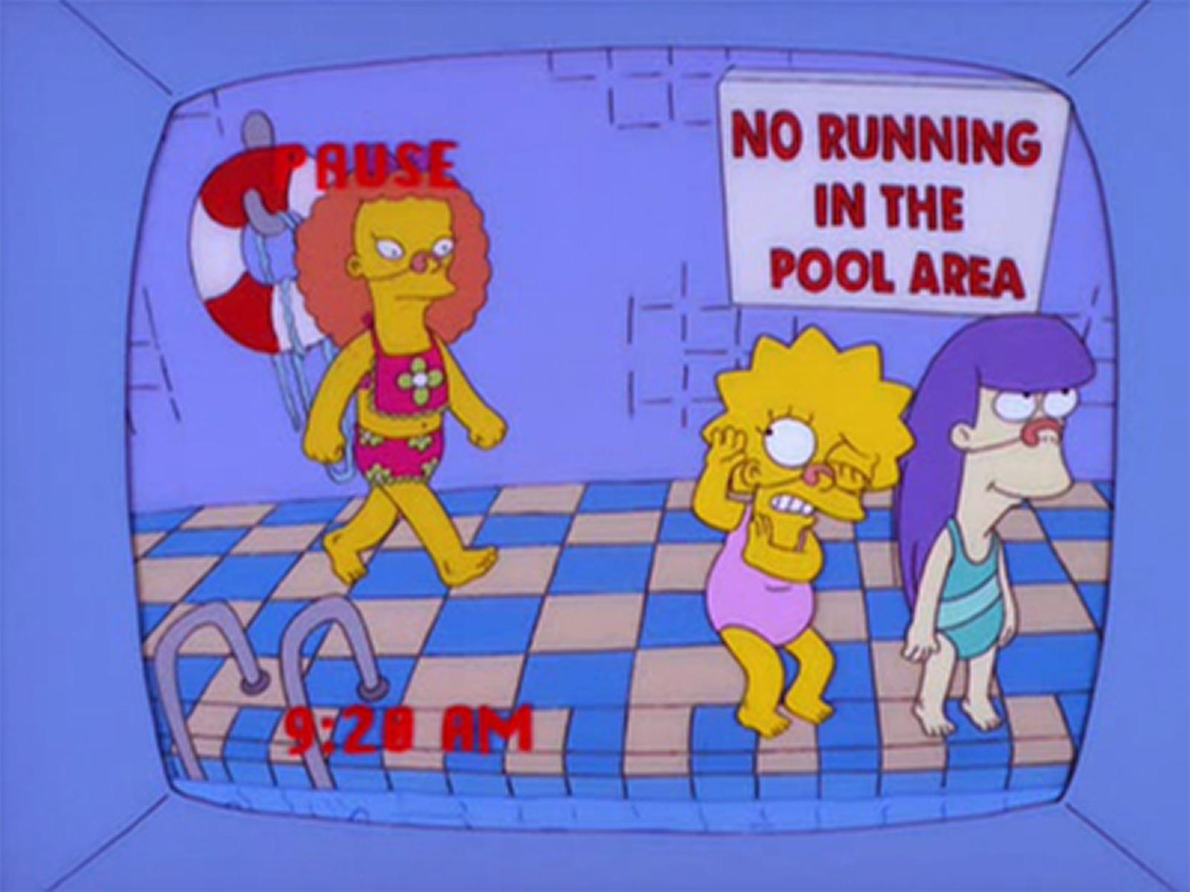 The Simpsons: Bye Bye Nerdy