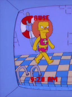 The Simpsons : Bye Bye Nerdy