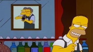 The Simpsons: Homer the Moe