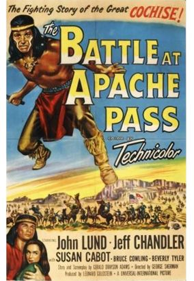 The Battle at Apache Pass