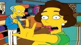 The Simpsons: Hunka Hunka Burns in Love