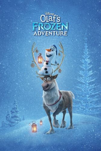 The Wonderful World of Disney: Olaf's Frozen Adventure