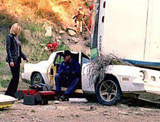 CSI: Crime Scene Investigation: Chasing the Bus