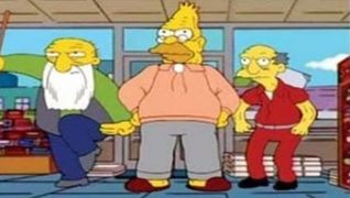 The Simpsons: The Old Man and the Key