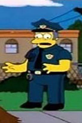 The Simpsons: Weekend at Burnsie's