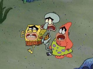 SpongeBob SquarePants: SpongeBob BC