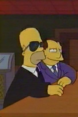 The Simpsons: Mayored to the Mob