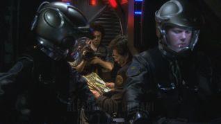 Battlestar Galactica: Flight of the Phoenix