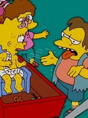 The Simpsons : Milhouse of Sand and Fog