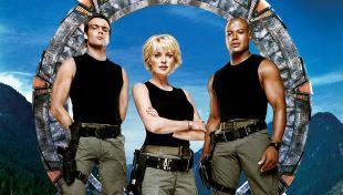 Stargate SG-1 [TV Series]