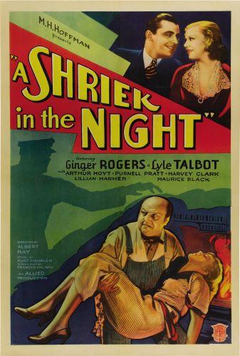 Shriek in the Night