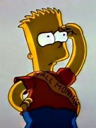 The Simpsons: Separate Vocations