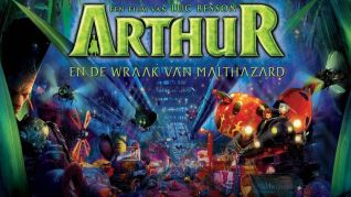 Arthur and the Invisibles