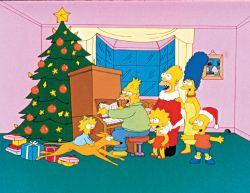 The Simpsons Christmas Special