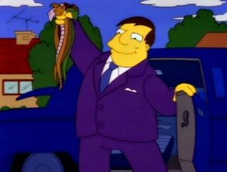 The Simpsons: Whacking Day