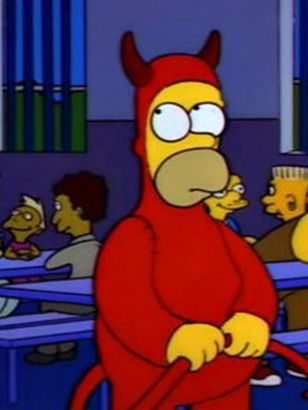 The Simpsons: Marge in Chains