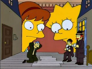 The Simpsons: Lisa's Rival