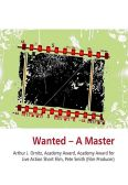 Wanted, A Master